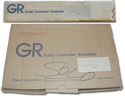 Roland Bak 1 Gr Bass Guitar Controller Assembly