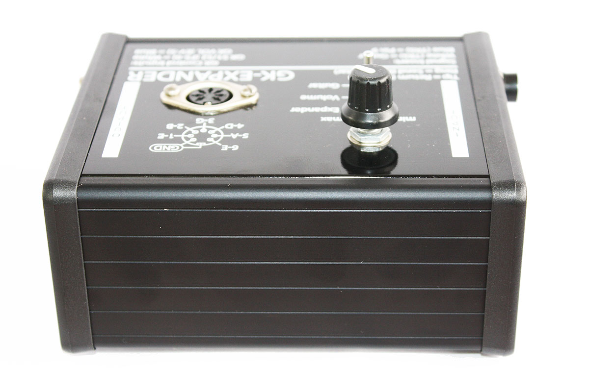 GK-Expander Add Guitar Input to Roland GR-55 - Access COSM Amp ...