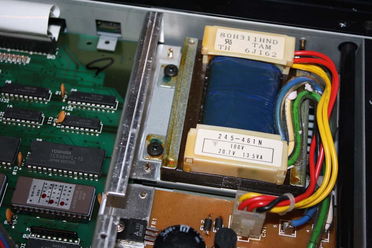 Roland Gm 70 Vintage Pitch To Midi Converter Toshiba G7 Wiring Diagram