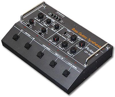 roland gr 33b vintage analog bass synthesizer. Black Bedroom Furniture Sets. Home Design Ideas