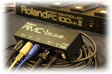 introduction to the roland rmc-1:
