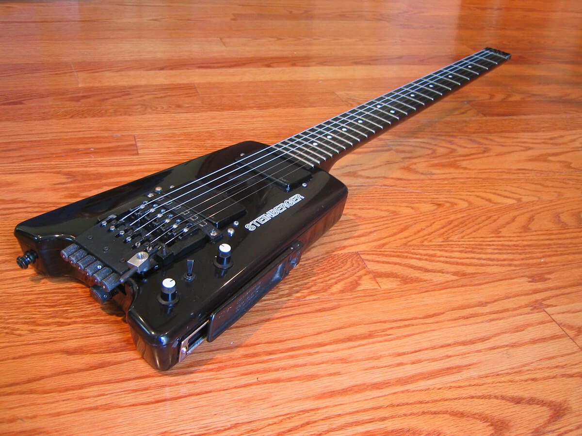 Steinberger Gl2t Gr Vintage Roland Guitar Synthesizer Controller For G L Wiring Diagram Gl 2t Synth