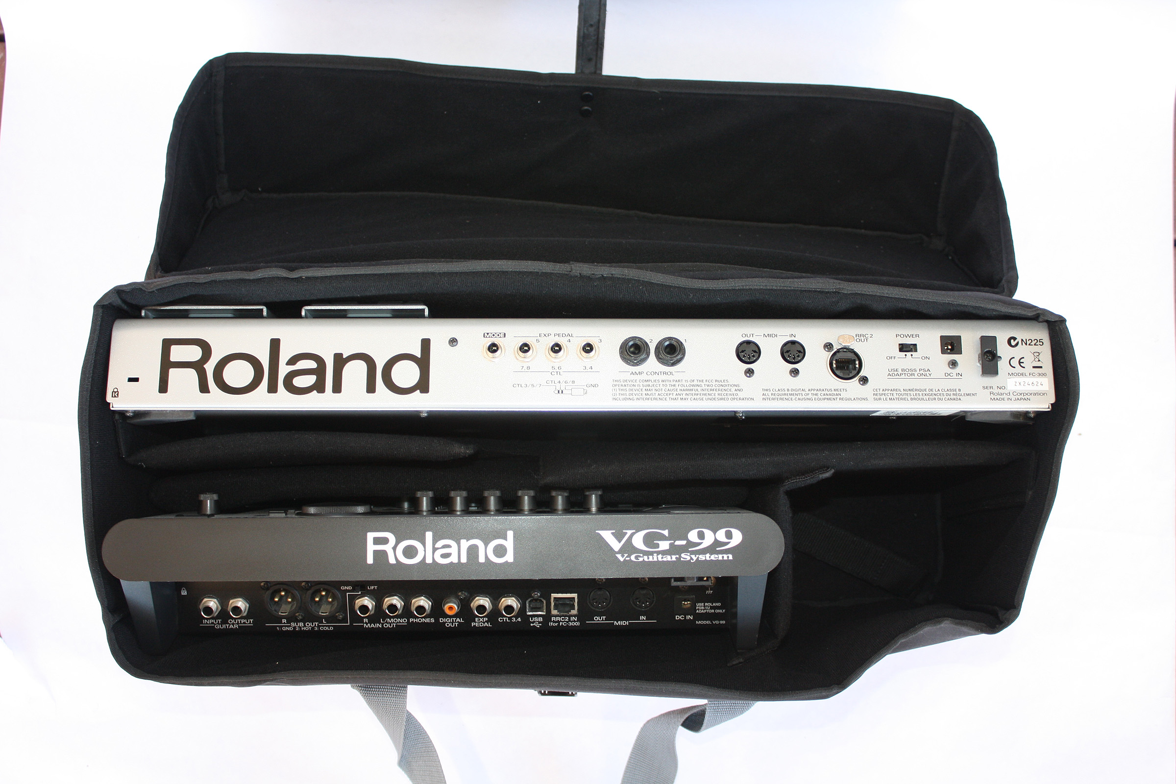 Roland VG-99 Advanced Dual Engine COSM Modeling Synthesizer