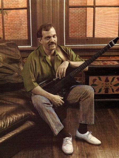 John Abercrombie By Jim Ferguson Guitar Player Magazine November 1986
