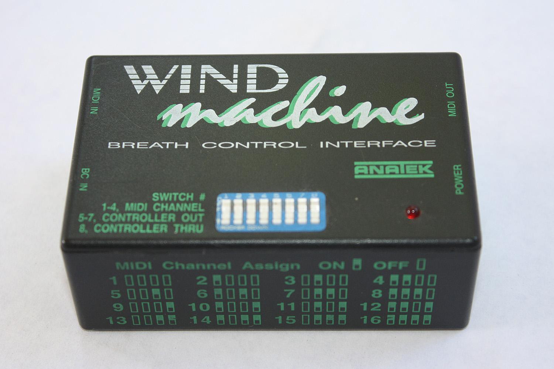 anatek wind machine