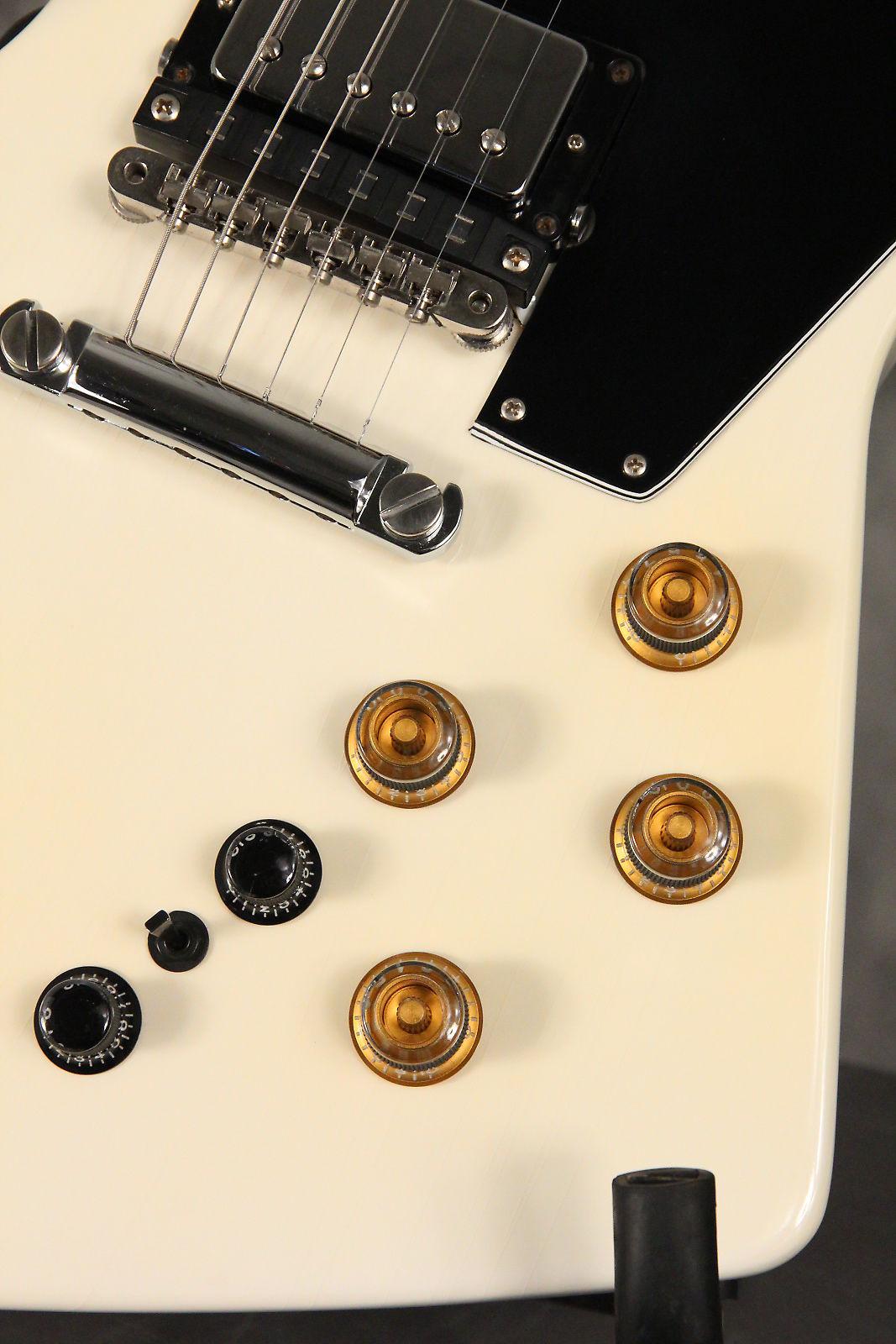 Gibson Explorer Roland Guitar Synth Controller