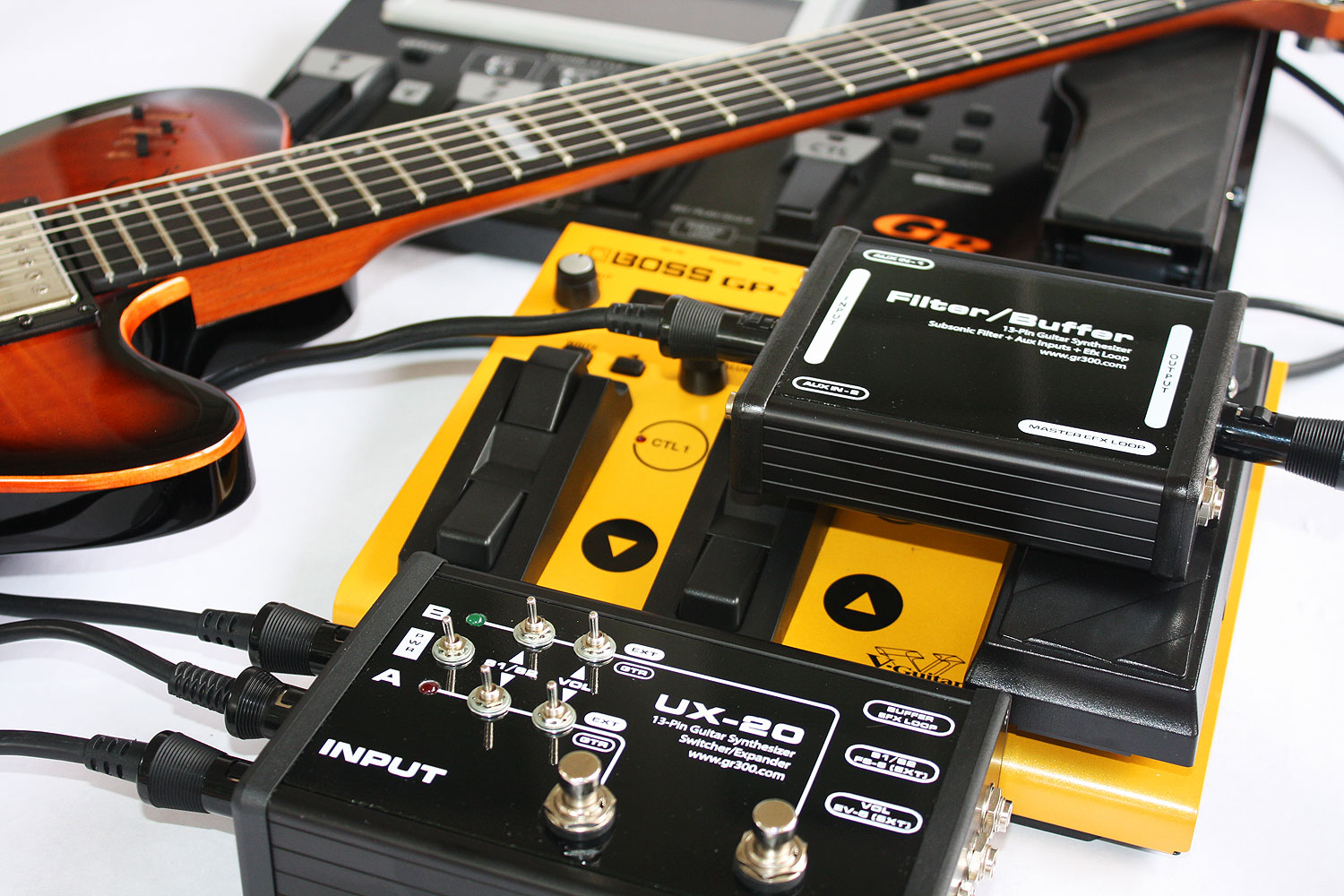 Opt-01 Roland Gr-55 Guitar Synth Rmc Subsonic Filter Gk-3