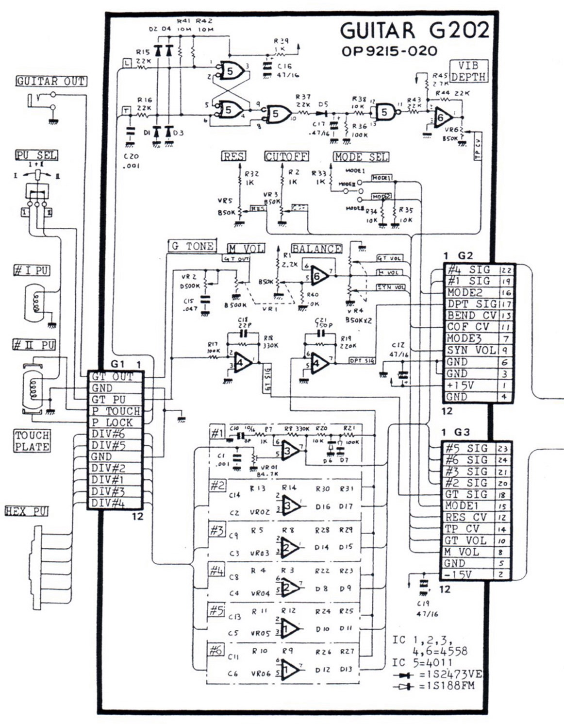 Fender 1948 Daiwa Schematic Diagram Free Download Wiring Owners Manual The G 202