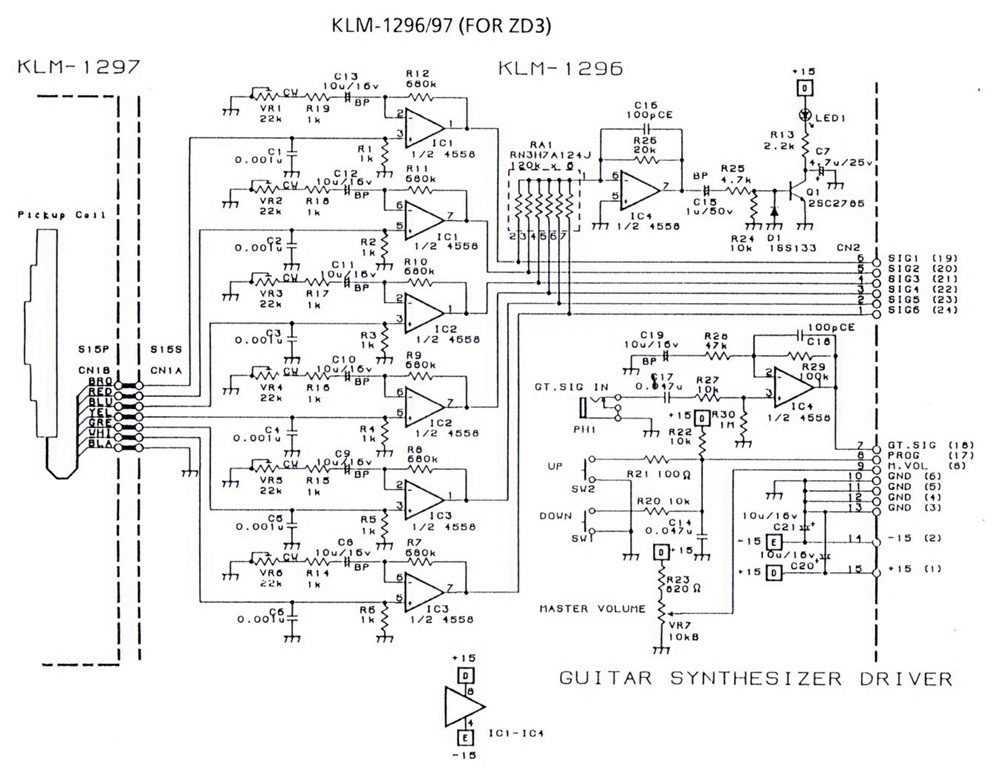 korg wiring diagram   19 wiring diagram images
